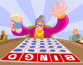 Lady's bingo 24 mei a,s