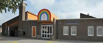 Presentatie op de Regenboogschool.