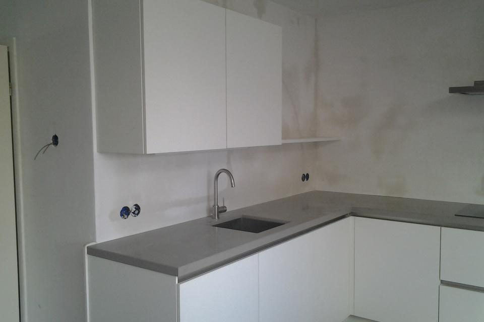 Natuursteen vloer keuken - Tegel model voor wc ...