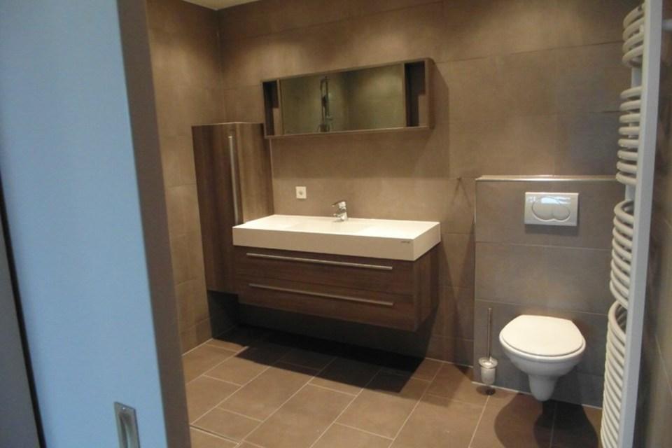 Inspiratie opdoen voor de renovatie van uw badkamer ultrabad - Bijvoorbeeld vlak badkamer ...
